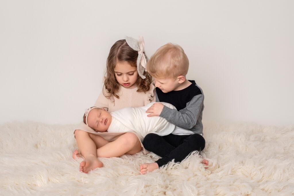 baltimore newborn family photographer