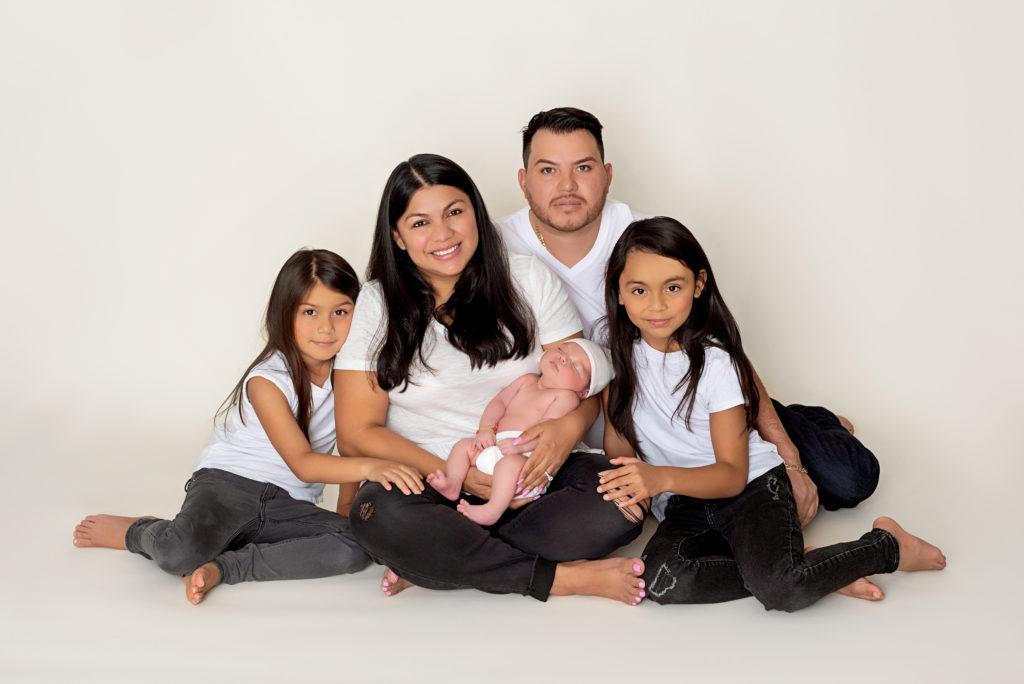 columbia newborn photographer
